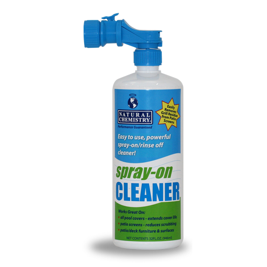 Spray On Cleaner